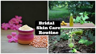 2 Week Pre Bridal Skin Glow Beauty Routine At Home