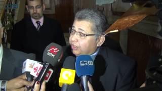 بالفيديو| الشيحي: إرسال 24 قافلة طبية للمحافظات برئاسة أساتذة متخصصين