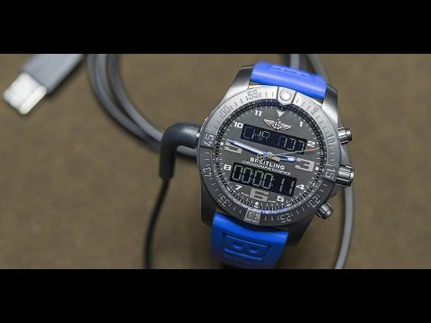 Breitling Professional Exospace B55 Connected