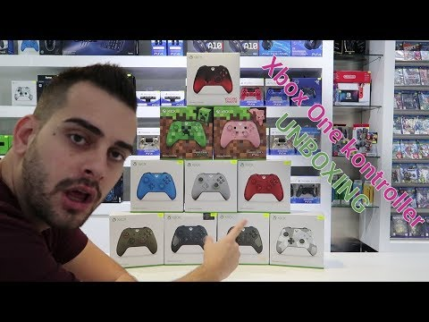 🎮 Ezeket a kontrollereket tudod megvenni PC & XBOX-hoz! - UNBOXING -