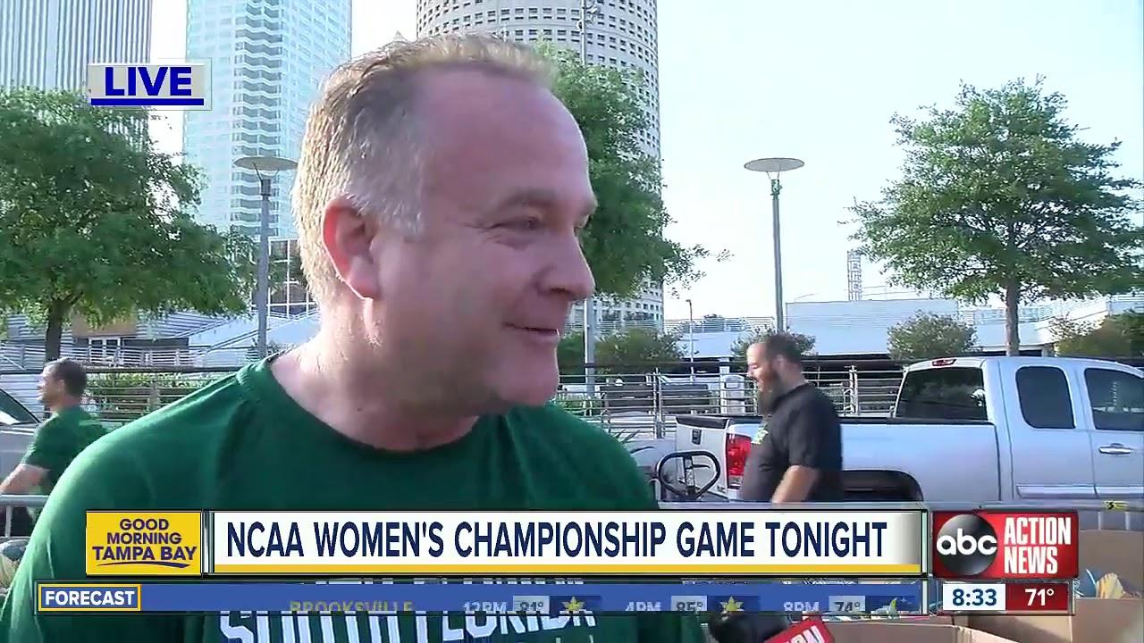 f07a4555 NCAA Women's championship game