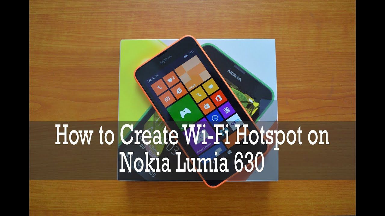 Use Nokia X as USB Modem or WiFi Hotspot to Access Internet on PC