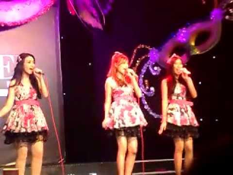 Princess - Saranghae di atrium award senen 18-11-2012
