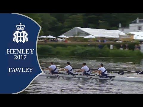Globe v Lea - Fawley | Henley 2017 Day 2