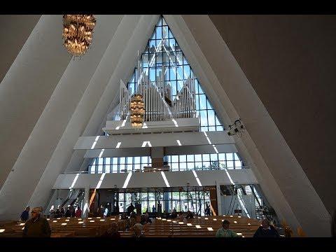 Tromsø - Arctic Cathedral: Organ Recital by Marco Lo Muscio