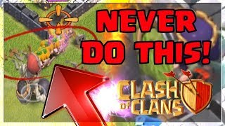 How NOT To CLASH OF CLANS in Halloween UPDATE HACK 2019 (Pumpkin Barbarian & Giant Skeleton CoC FAIL