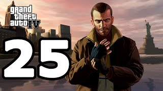 Grand Theft Auto IV Walkthrough Part 25 - No Commentary Playthrough (PC)