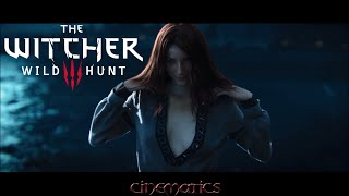 The Witcher 3 - All Cinematics