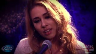 "Cover images BLSS: Haley Reinhart - ""Can't Help Falling In Love"""