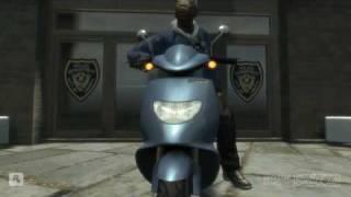 GTA-IV: Gameplay - High Settings [PC]