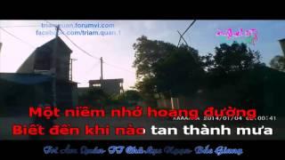Karaoke: Noi nao co anh (Bich Phuong)