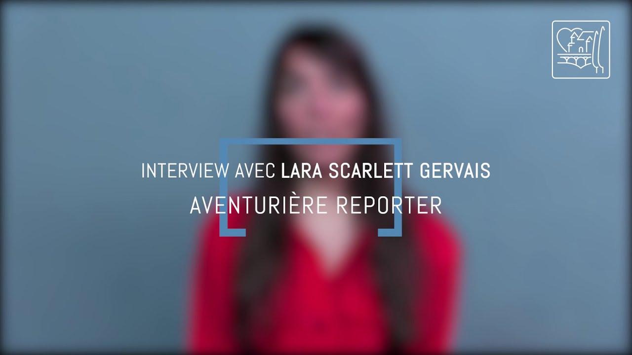 Rencontre avec Lara Scarlett Gervais : présidente d'Héritage & Civilisation