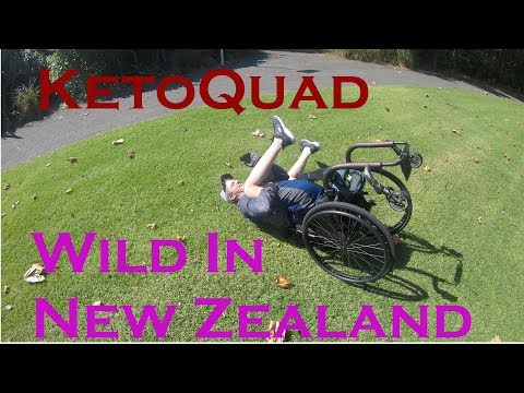 Stellar New Zealand Trip | Flipping Chairs | Keto In NZ