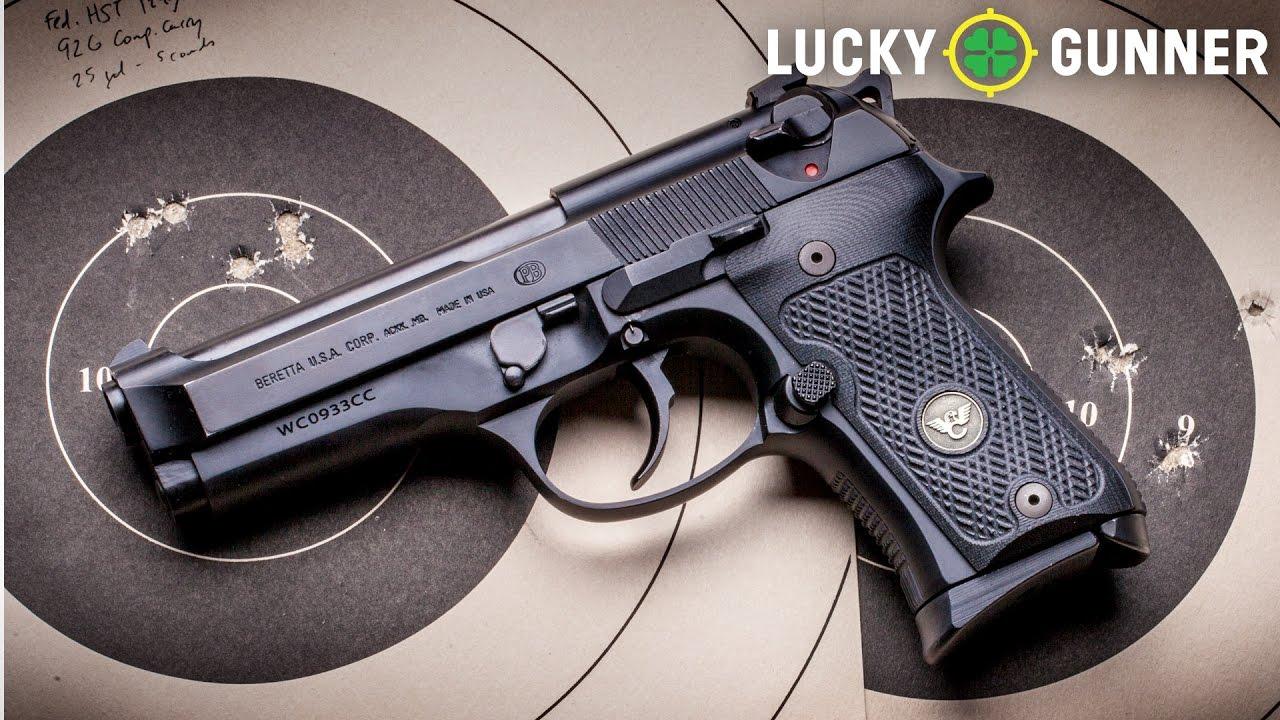 Wilson Combat Beretta 92G Compact Carry - Lucky Gunner Lounge