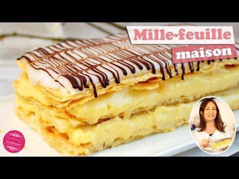 🌟-mille-feuille-maison-traditionnel-!-la-recette-facile-comme-en-boulangerie-🌟
