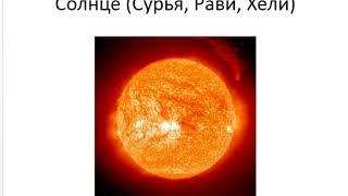 Астрология SSS1. БК Урок 6 - Планеты. Часть 1 (Тушкин)
