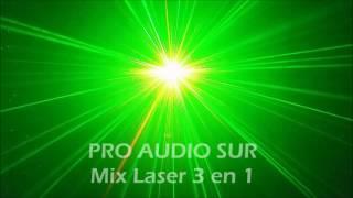CR Lite - Mix Laser 228 3 en 1