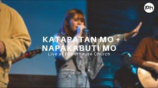 Katapatan Mo / Napakabuti Mo (Live) | Powerhouse Worship