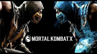 Mortal Kombat X — Фильм / Игрофильм (все катсцены + русская озвучка + сражения)