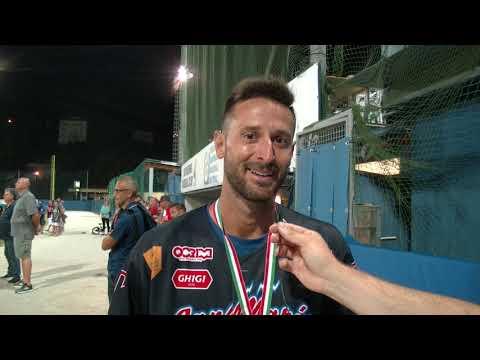 Alessandro Maestri dopo Gara 3 delle IBS 2019