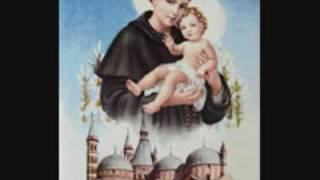 Prière à Saint-Antoine de Padoue
