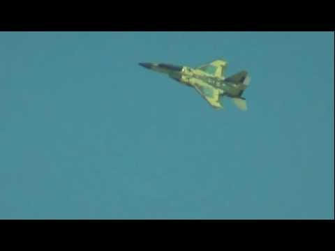 Boeing Test F-15 And EA-18G Growler Ops | St Louis Lambert | HD
