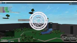 (ROBLOX) Arc Of The Elements level command