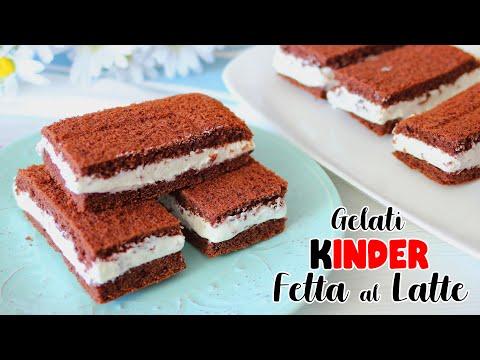 gelati-kinder-fetta-al-latte---ricetta-facile---senza-gelatiera---ice-cream