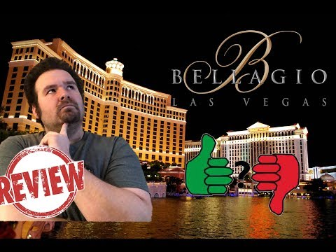 The Bellagio Las Vegas - A COMPLETE REVIEW of HOTEL and CASINO