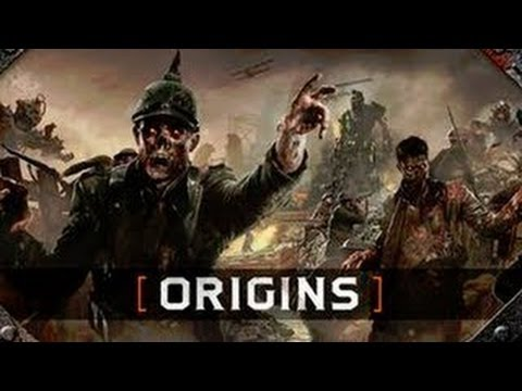 "Black Ops 2 ""APOCALYPSE"" Map Pack 4 ""Origins"" Zombies Map Map"