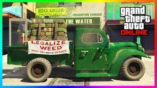 GTA Online Happy 420 Day 2018 Weed Update CONFIRMED - NEW Bonuses, Money Making & MORE! (GTA 5 DLC)