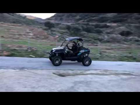 CFMoto ZForce 550 EX en TopBuggy.es