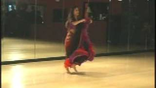 Alla's Russian Gypsy Dance: