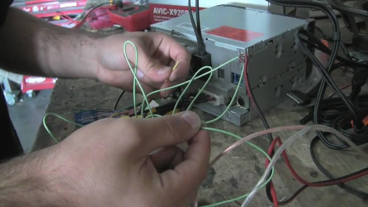 pioneer avic x920bt bypass youtube maxresdefault pioneer avic x920bt bypass youtube pioneer avic f900bt wiring harness at cita asia [ 1280 x 720 Pixel ]