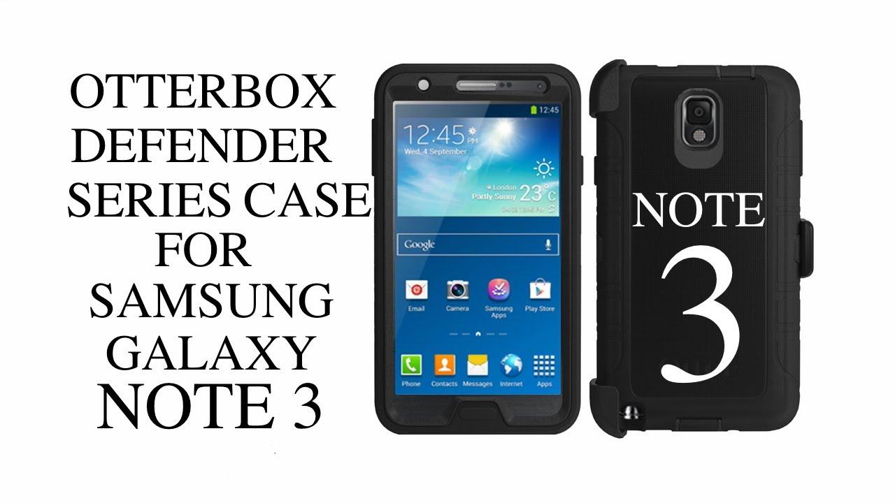 best service 2b9bb 04526 Otterbox Defender Series Case For Samsung Galaxy Note 3