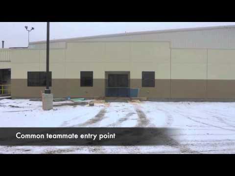Midmark Plant Expansion - Versailles, Ohio - 2013