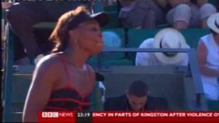 Venus Williams Sexy Tennis Outfits