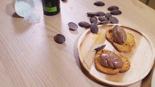 La Zarola - Cremoso de Chocolate con AOVE Koroneiki El Fuelle