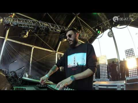 Lewis Fautzi (Live) - NEOPOP Electronic Music Festival - Be-At TV