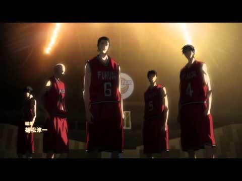 Kuroko no basket saison 3 opening 1