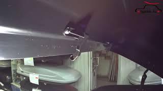 Боксы на крышу. Видео обзор автобокса LUX 600 (Люкс 600)
