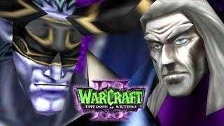 #1 НЕ ТАК УЖ ВСЁ И ПРОСТО! / Слёзы Мстителей - Warcraft 3 The Doom of Arthas прохождение