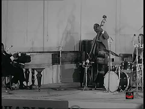 Les McCann Trio (Live video - 1961)