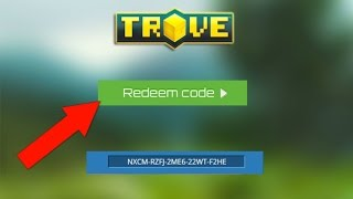 How To Redeem Codes For Trove