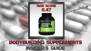 Optimum Nutrition Serious Mass Review | Does It Really Work?