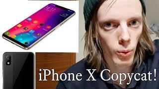 iPhone X Copycat Android New Smartphone!