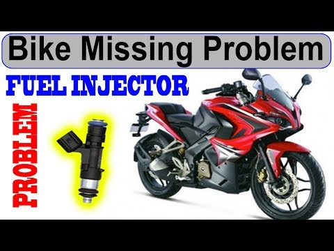 Bajaj Pulsar RS 200 - Fuel Injector Problem ! Solution || Bike Missing Problem