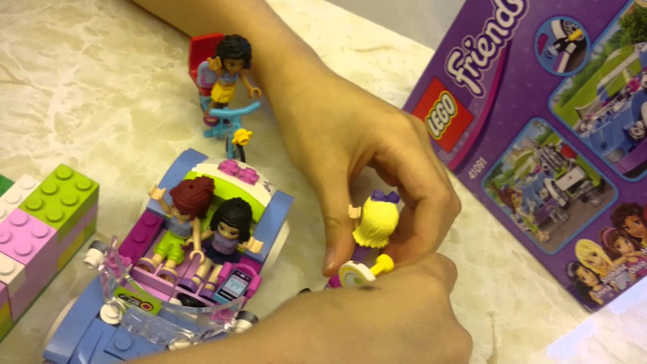 lego friends song s best friend forever
