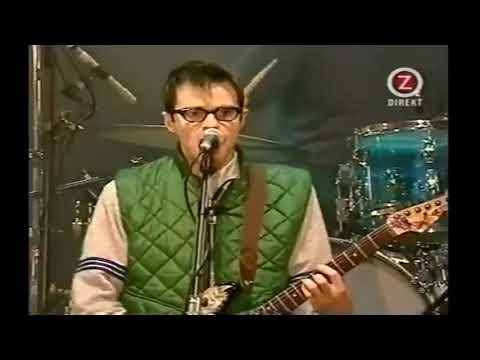 Weezer - Surf Wax America (Sweden 2001)