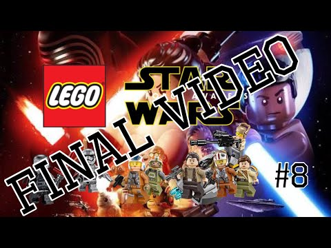 Kylo Ren/Final Video (Read Description) - LEGO Star Wars: The Force Awakens #8